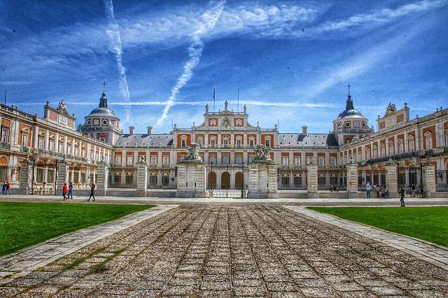 Imagen del Palacio Real de Aranjuez