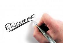 Imagen de Testamento