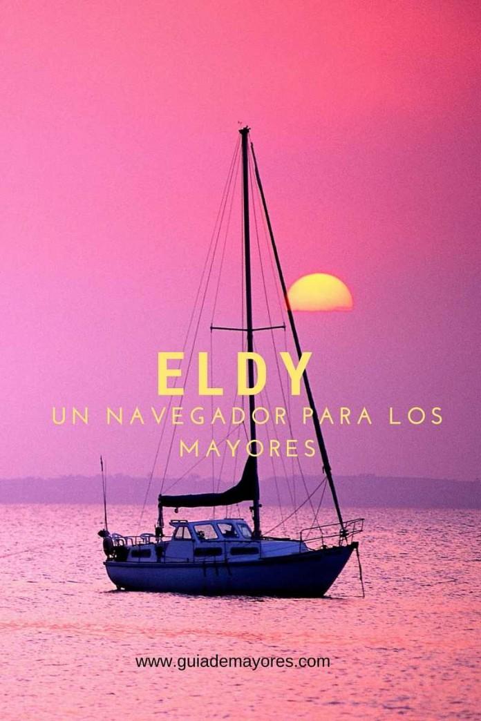 Imagen de Eldy, navegador para mayores