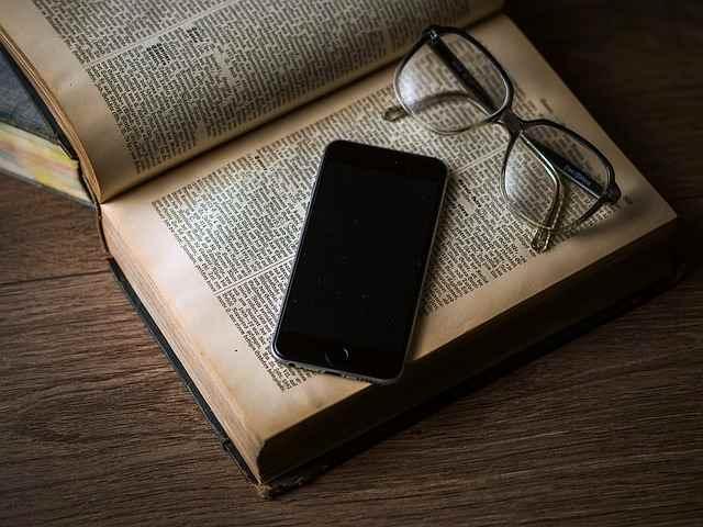 imagen de Smartphone de la abuela