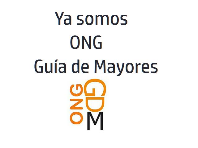 Imagen de ONG Guía de Mayores