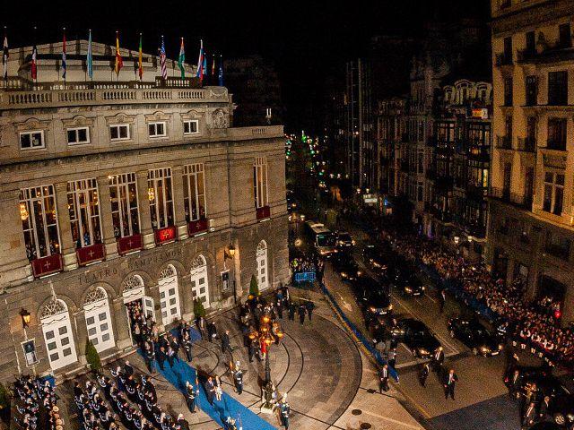 Imagen de Las canas. Premios Princesa de Asturias 2016