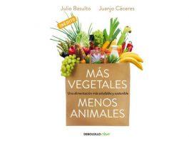 """Imagen del Libro """"Más vegetales, menos animales"""""""