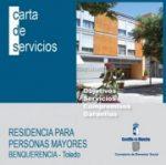 Residencia de Mayores Benquerencia en Toledo