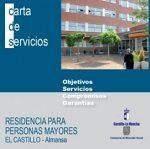 Residencia de Mayores El Castillo Almansa Albacete