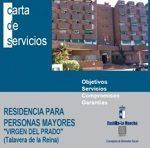 Residencia de mayores Virgen del Prado de Talavera de la Reina