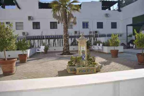 Residencia Geriatrica Cristo De La Salud Alcala De Guadaira