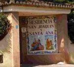 Residencia de tercera edad San Joaquín y Santa Ana Torrent