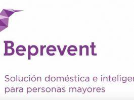 Imagen Beprevent el asistente personal para personas mayores