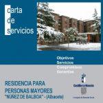 Residencia de Mayores Núñez de Balboa Albacete