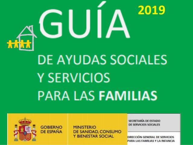 Imagen de Guía de Ayudas Sociales