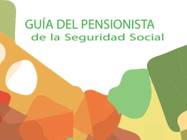 Imagen La Guía del pensionista de la Seguridad Social