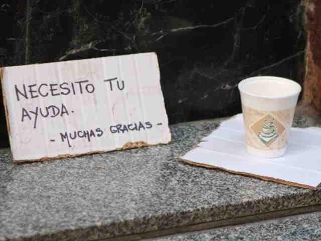 Imagen de Pobreza en España: 10 millones de personas están en riesgo
