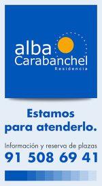 Alba Carabanchel Residencia Geriátrica Madrid