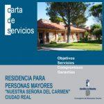 Residencia de mayores Nuestra Señora del Carmen  Ciudad Real
